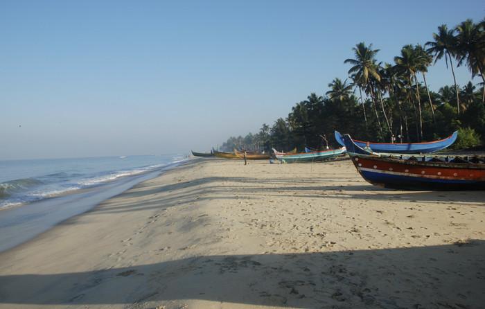 Пляж Марари