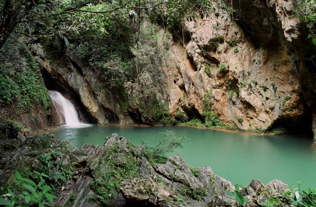Природный парк Топес де Коллантес