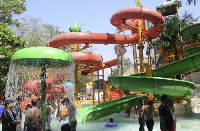 Развлекательный парк Мумбаи Essel World