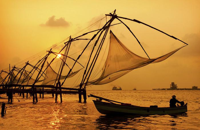 Рыбалка в Керале