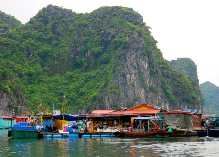 Рыбацкие деревни