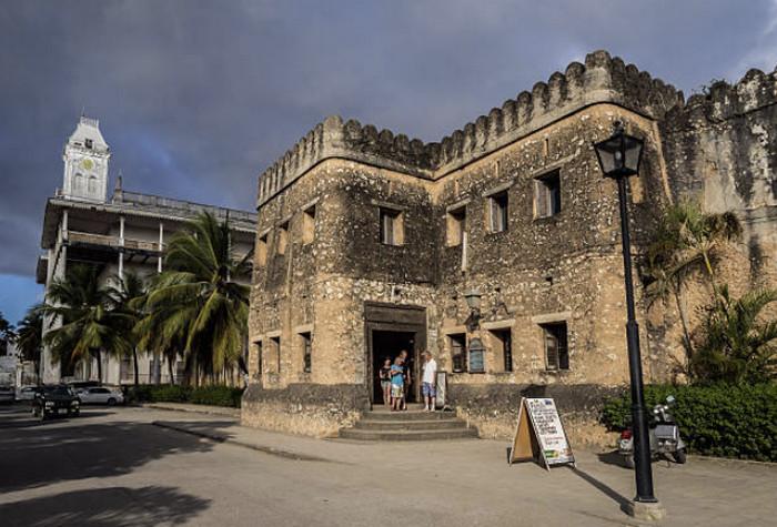Старый форт, Занзибар