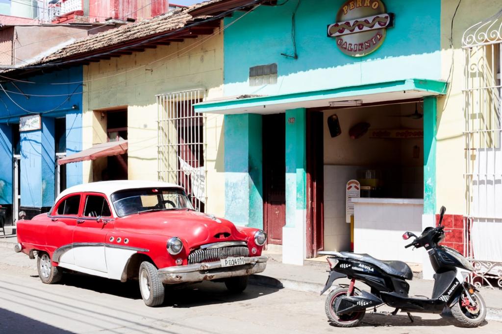 Транспорт в Тринидаде