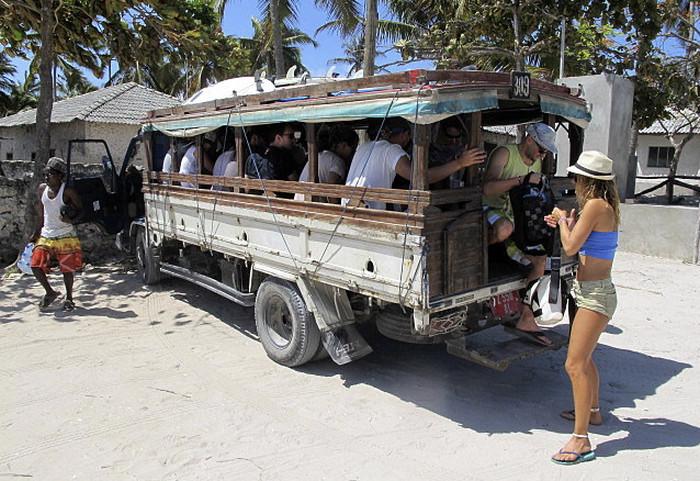 Транспорт на Занзибаре
