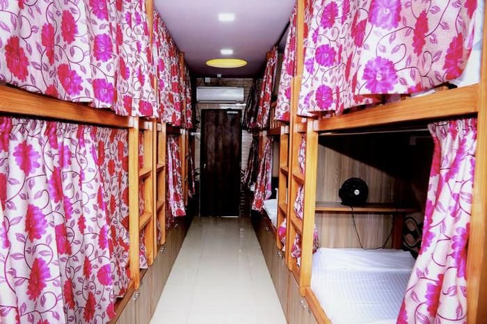 Хостел Delta Dormitory
