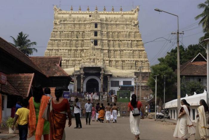 Храм Ананта Падманабхасвами