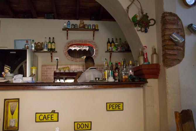 Cafe Don Pepe