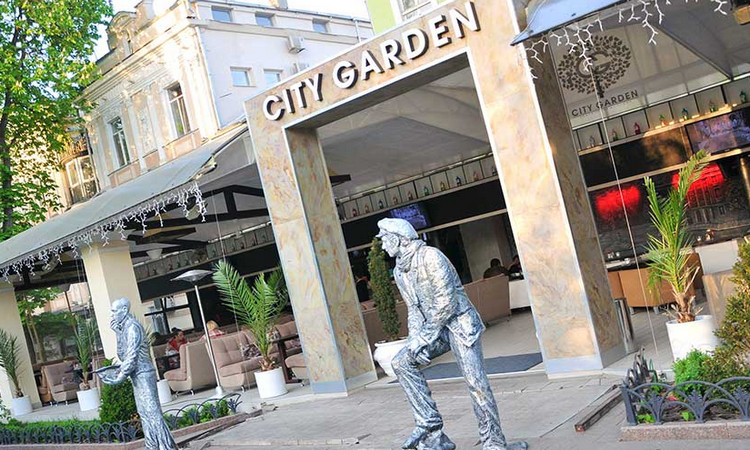 City Garden Apartments