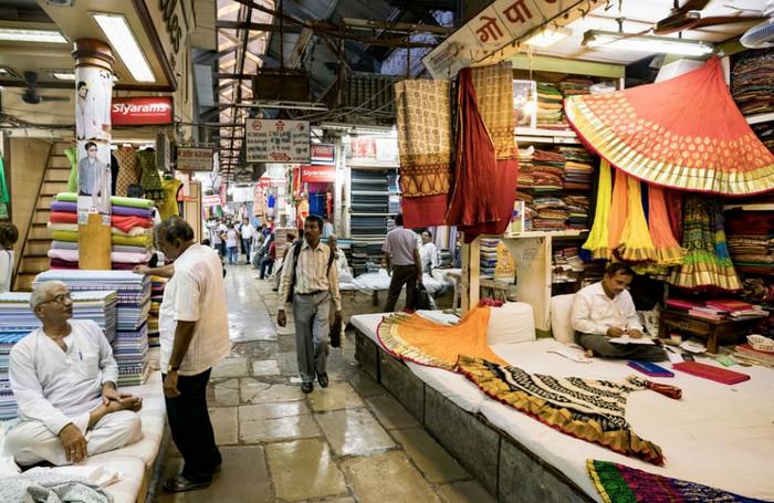 Mangaldas Market, Мумбаи