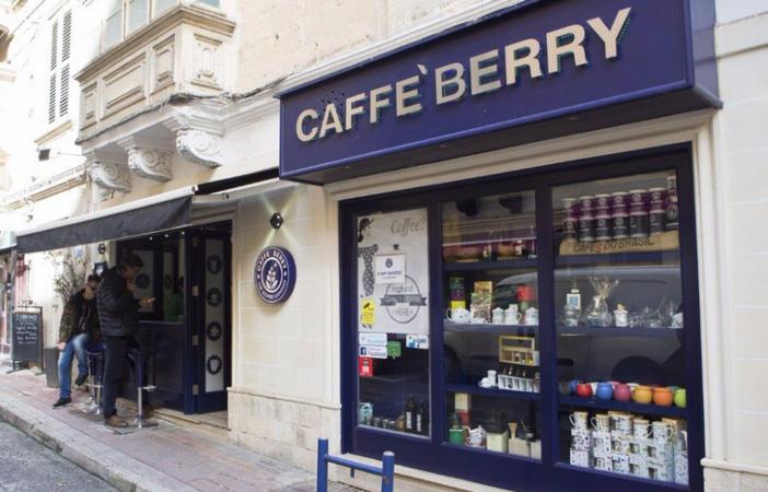 «Caffe`Berry»