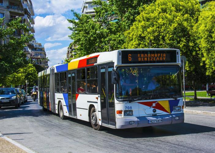 Транспорт в Солониках