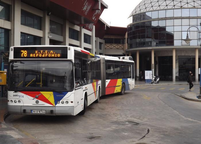 Автобус № 78