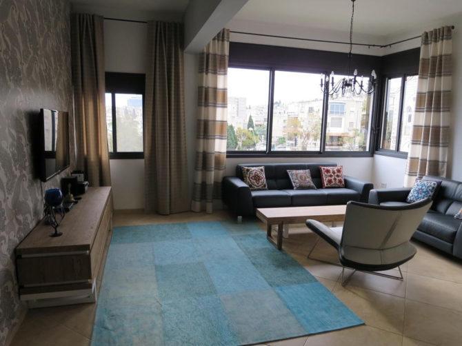 Апартаменты в Хайфе