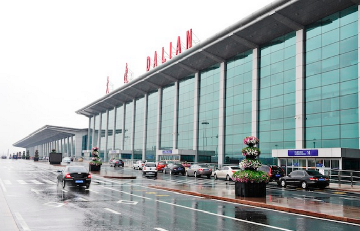 Аэропорт Далянь
