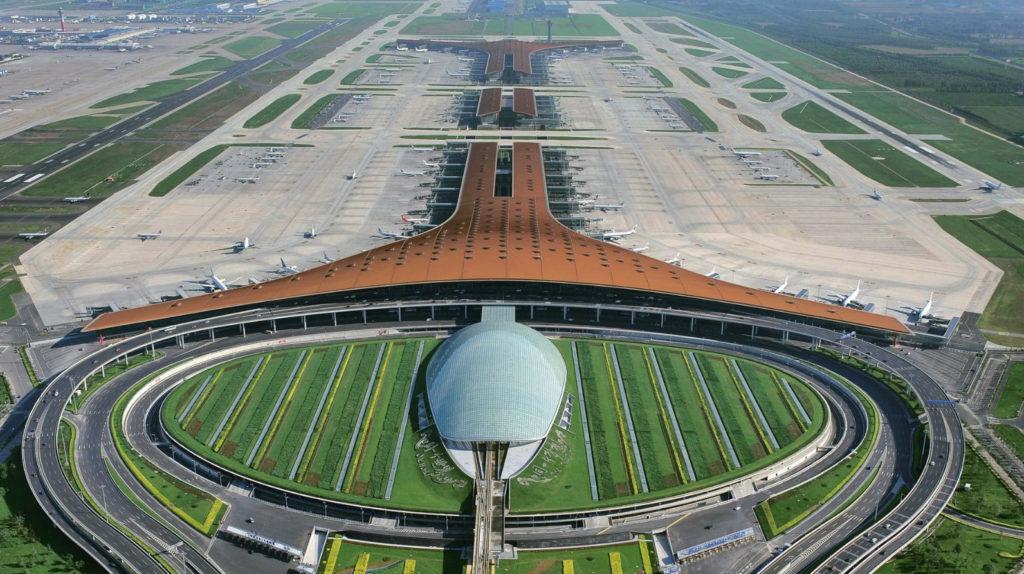 Аэропорт Beijing Capital
