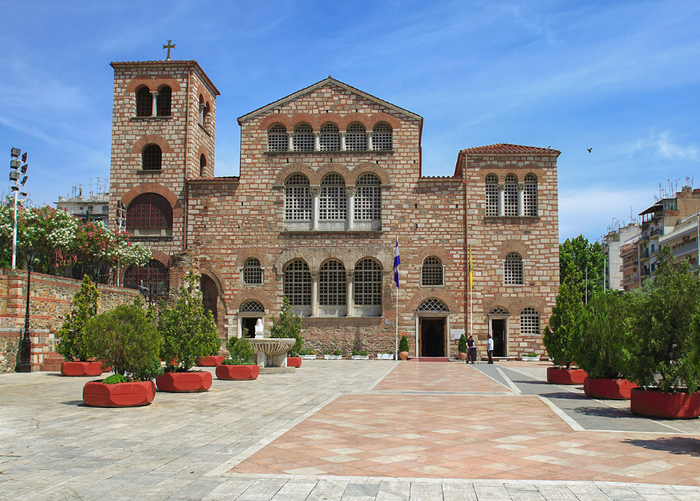 Базилика Святого ДимитрияБазилика Святого Димитрия