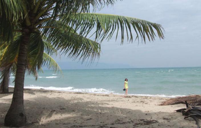 Пляж Бай Тхом