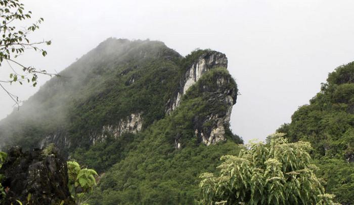 Гора Хамронг