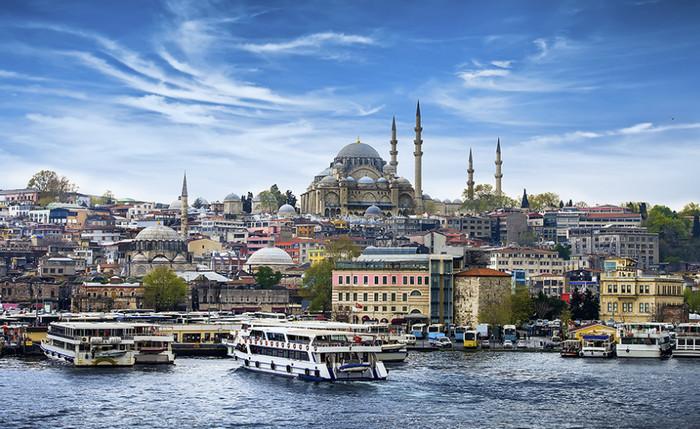 Город Стамбул, Турция