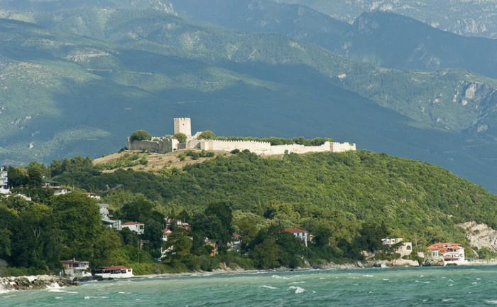 Замок Платамонас, Пиерия
