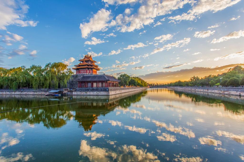 Запретный дворец, Пекин, Китай,