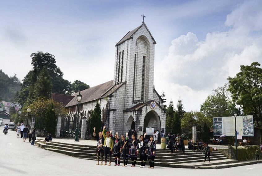 Католическая церковь Святой леди Розарии
