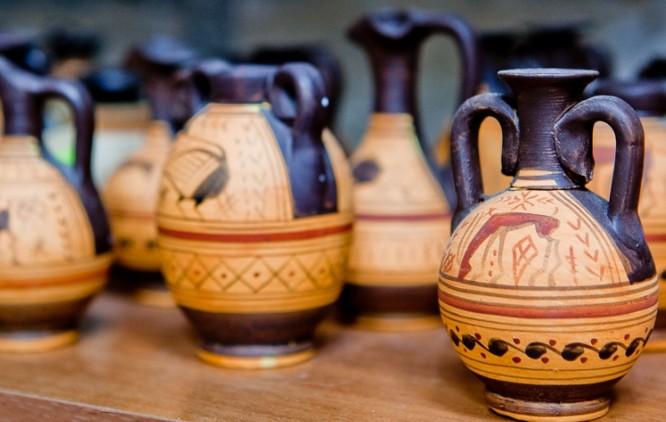 Кипрская керамика
