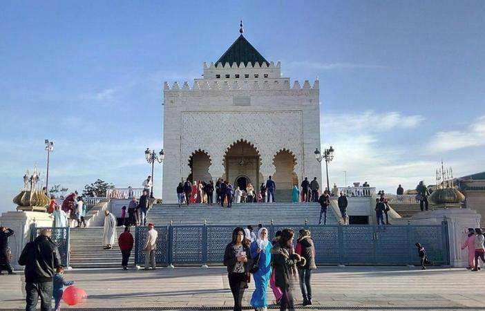 Королевский дворец Мухаммеда Vl
