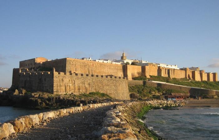 Крепость Касба Удая