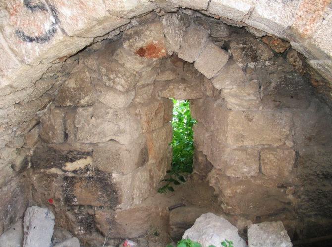 Крепость Хурват Рушмия