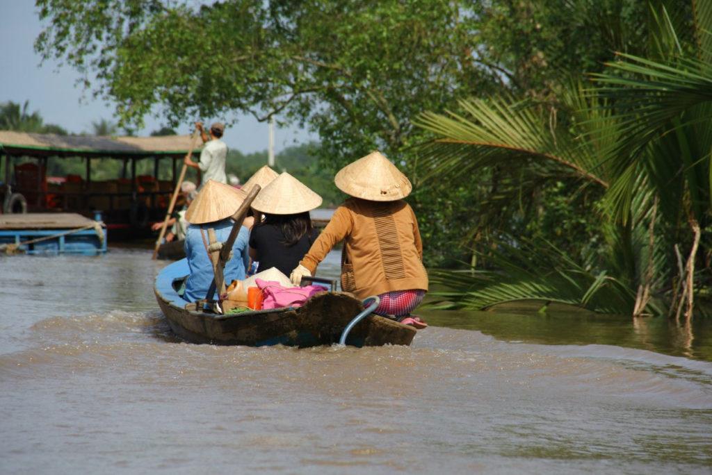 Круизы по реке Меконг