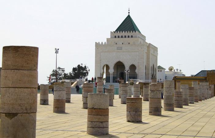 Мавзолей Мухаммеда V