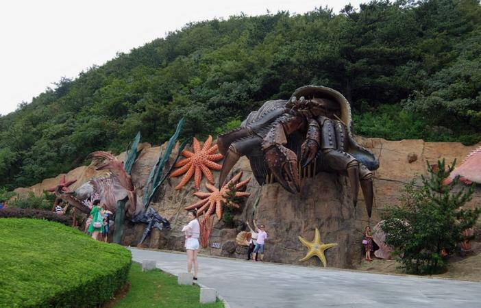 Парк «Мелодия моря»