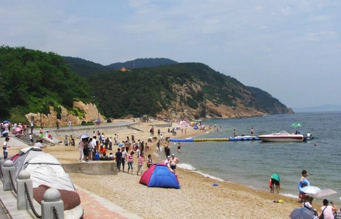 Пляж «Сяцзяхэ»