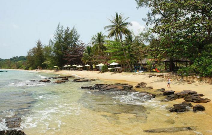 Пляж Vung Bau Beach