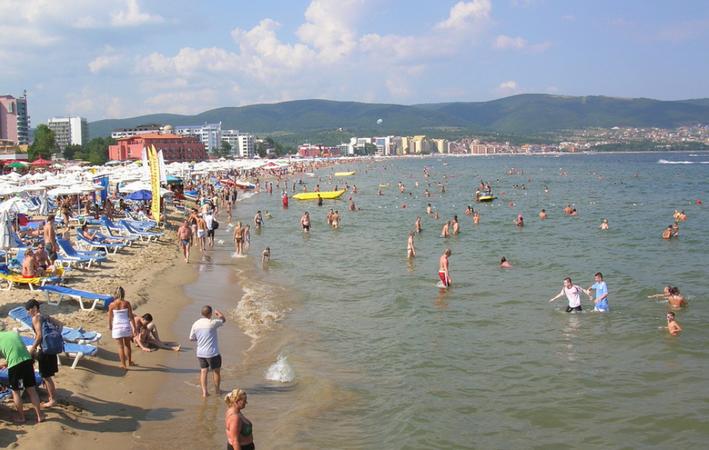 Побережье Черного моря, Бургас