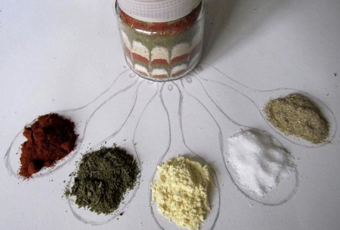 Пёстрая соль - популярный сувенир, который привозят из Болгарии