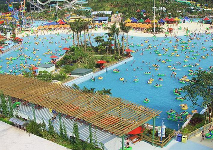 Развлекательный центр Чанг Лонг