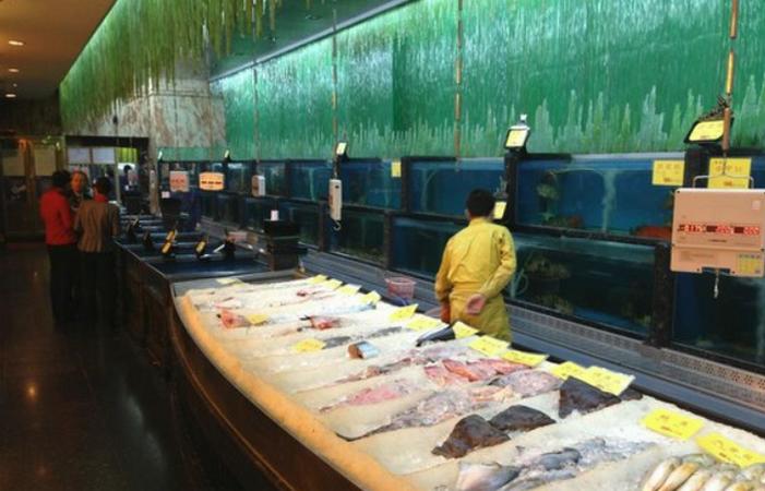 Ресторан Wanbao Seafood Restaurant