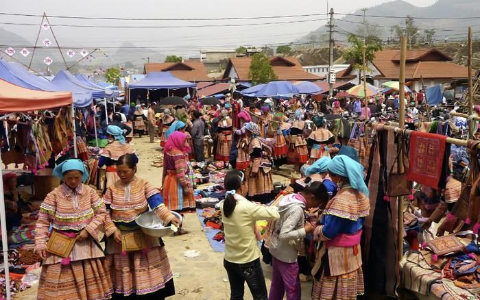 Рынок Бак Ха