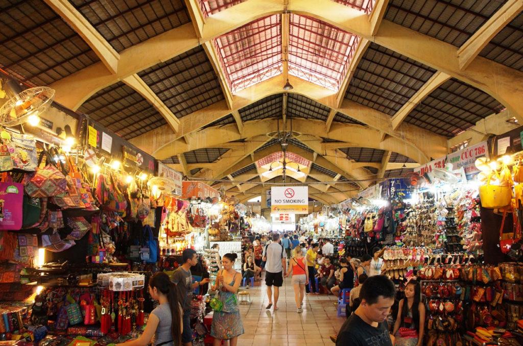 Рынок Бен Тхан