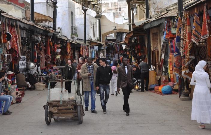Рынок Рабата