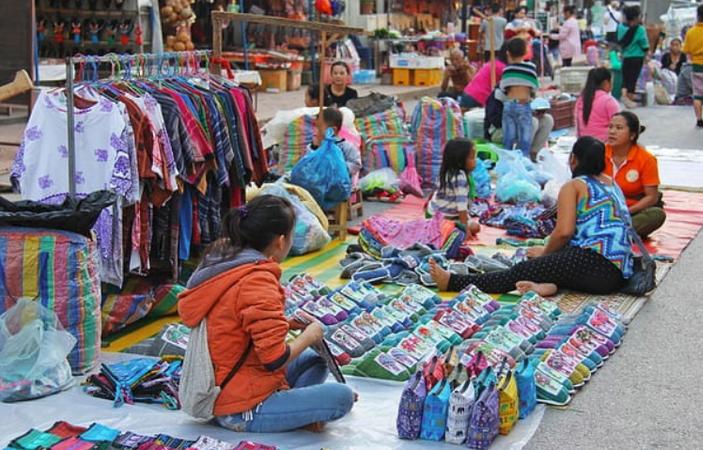 Рынок Фукуока
