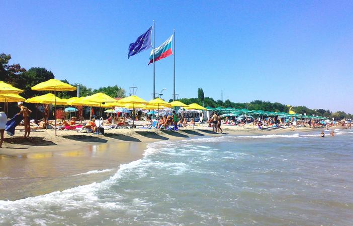 Северный пляж Бургаса