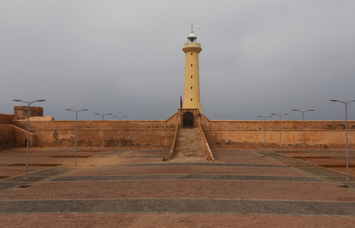 Старинный маяк Рабата