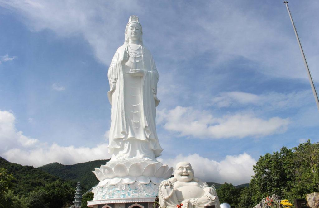 Статуя Будды, Дананг