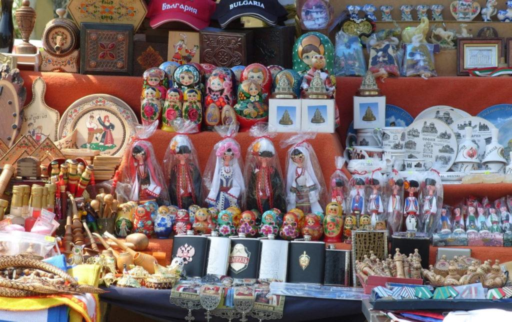 Сувениры в Софии