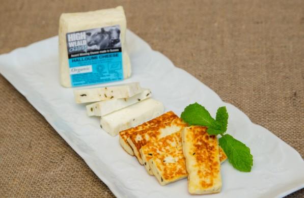 Сыр халлуми