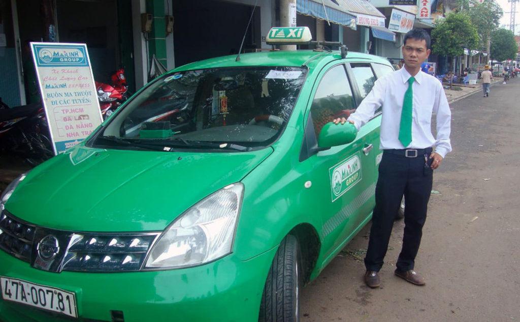 Такси в Хошимине