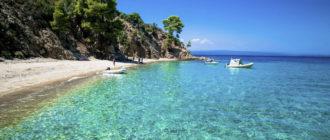 Халкидики - курор номер один Греции